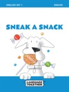 English Snacks Read Aloud Book From Language Together English Set One