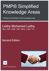 PMP Simplified Knowledge Areas Artifacts And Activities Of The Knowledge Areas