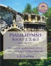 Psalm Hymns Books 1 2  3