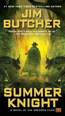 Summer Knight - Jim Butcher book
