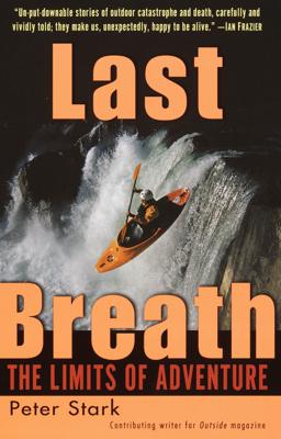 Last Breath - Peter Stark book