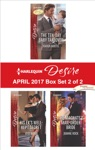 Harlequin Desire April 2017 - Box Set 2 Of 2