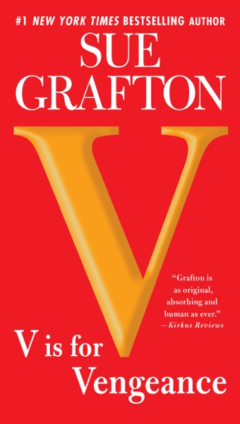 V is for Vengeance - Sue Grafton book cover