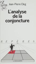 LANALYSE DE LA CONJONCTURE