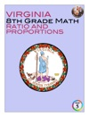 Virginia 8th Grade Math - Ratios And Proportions