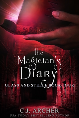 The Magician's Diary - C.J. Archer book