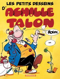 Achille Talon - tome 9 - les petits desseins d'Achille Talon La couverture du livre martien