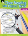 Close Reading With Paired Texts Level 4 Engaging Lessons To Improve Comprehension