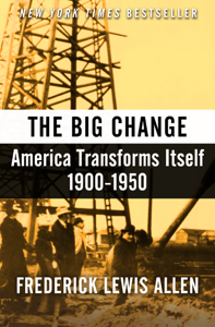 The Big Change Book Cover