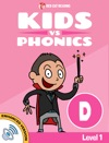 Learn Phonics D - Kids Vs Phonics