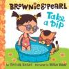 Brownie & Pearl Take A Dip