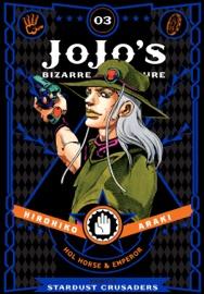 Jojo S Bizarre Adventure Part 3 Stardust Crusaders Vol 3