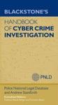 Blackstones Handbook Of Cyber Crime Investigation