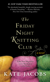 The Friday Night Knitting Club - Kate Jacobs book summary