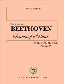 """Beethoven Sonata  No. 17 Op.31 No.2 """"Tempest"""""""