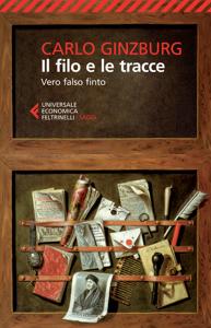 Il filo e le tracce Copertina del libro