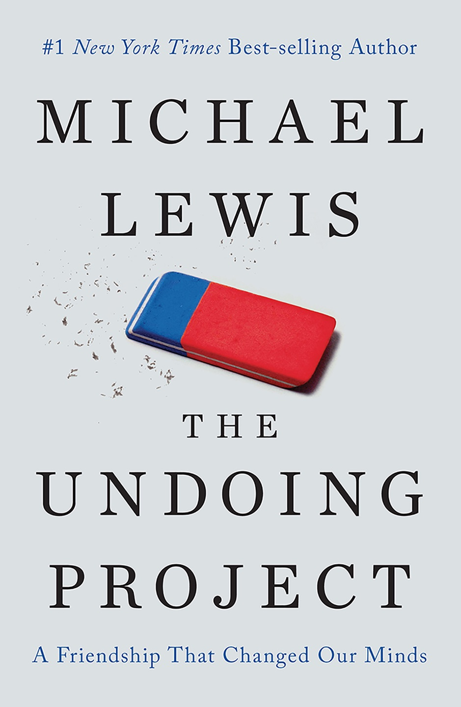 ‎The Undoing Project: A Friendship That Changed Our Minds
