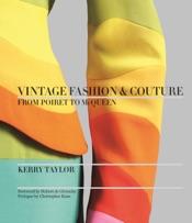 Vintage Fashion & Couture