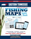 Eastern Tennessee Fishing Maps Guide Book