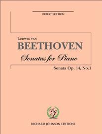 Beethoven Piano Sonata  No. 9 Op. 14 No. 1