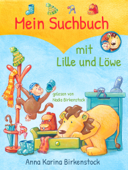 Mein Suchbuch mit Lille und Löwe