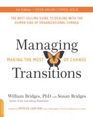 Managing Transitions (25th anniversary edition)