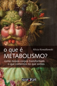 O que é metabolismo? Book Cover