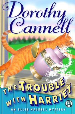 The Trouble with Harriet - Dorothy Cannell book