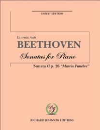 Beethoven Piano Sonata No. 12  Op. 26 Marcia Funebre