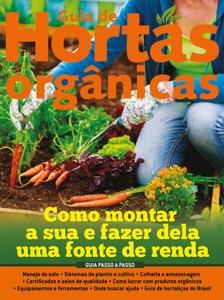 Guia de Hortas Orgânicas Ed.01 Book Cover