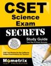 CSET Science Exam Secrets Study Guide