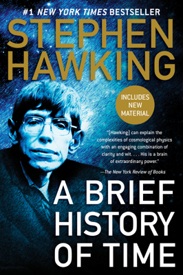 A Brief History of Time - Stephen Hawking book