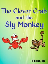 The Clever Crab and the Sly Monkey