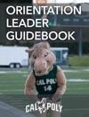 ORIENTATION LEADER GUIDEBOOK