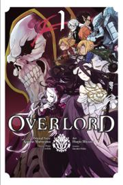Overlord, Vol. 1 (manga) book
