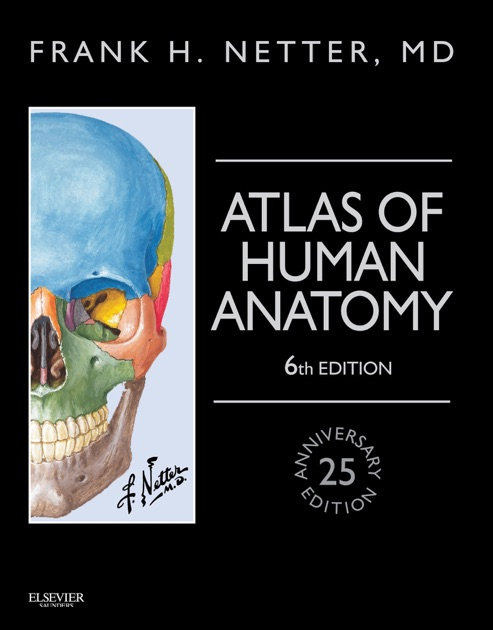 Atlas Of Human Anatomy By Frank H Netter On Ibooks