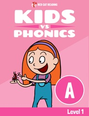 Learn Phonics: A - Kids vs Phonics (iPhone Version)