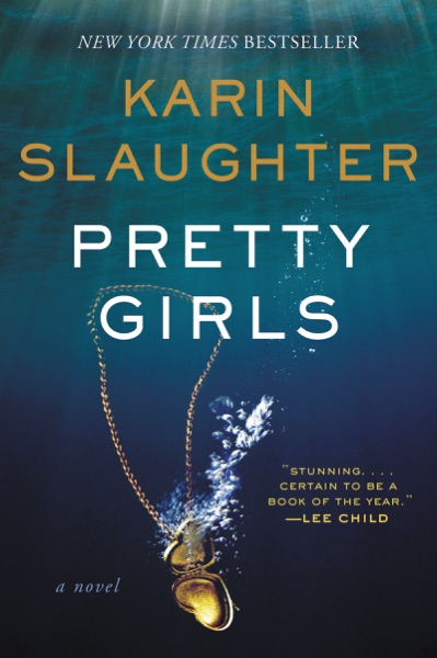 Pretty Girls - Karin Slaughter book cover