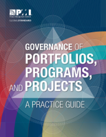 Project Management Institute - Governance of Portfolios, Programs, and Projects artwork