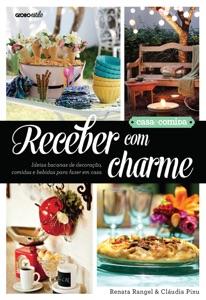 Receber com charme Book Cover