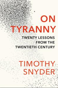 On Tyranny Boekomslag