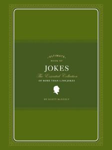 Ultimate Book of Jokes Book Cover