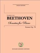 Beethoven Piano Sonata No. 25 Op.79