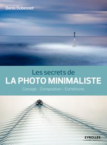 Les secrets de la photo minimaliste La couverture du livre martien