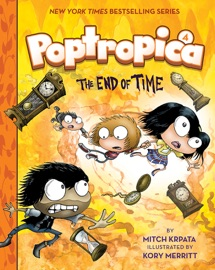 The End of Time (Poptropica Book 4) PDF Download
