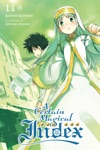A Certain Magical Index Vol 11 Light Novel