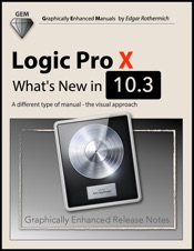 Logic Pro X - What's New in 10.3