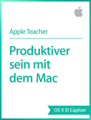 Produktiver sein mit dem Mac OS X El Capitan