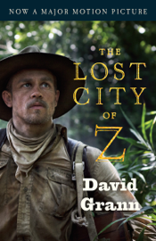 The Lost City of Z book