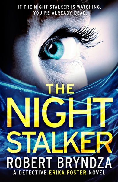 The Night Stalker - Robert Bryndza book cover